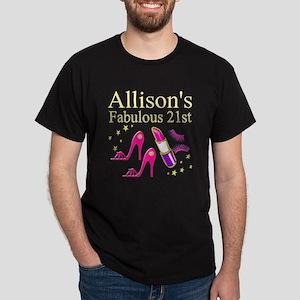 STYLISH 21ST Dark T-Shirt