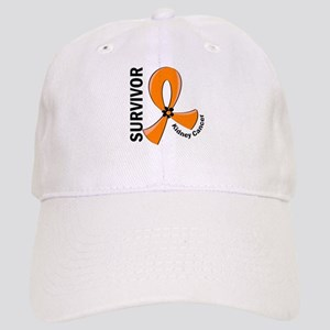 Kidney Cancer Survivor 12 (Orange) Cap