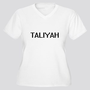Taliyah Digital Name Plus Size T-Shirt