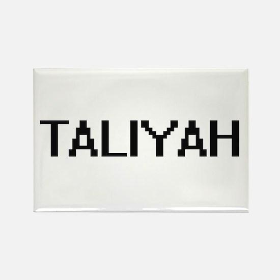 Taliyah Digital Name Magnets