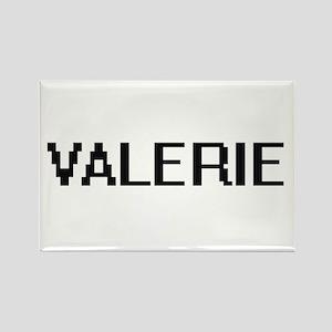 Valerie Digital Name Magnets