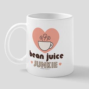 Bean Juice Java Junkie Coffee Lovers Mug