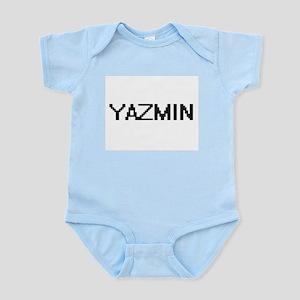 Yazmin Digital Name Body Suit
