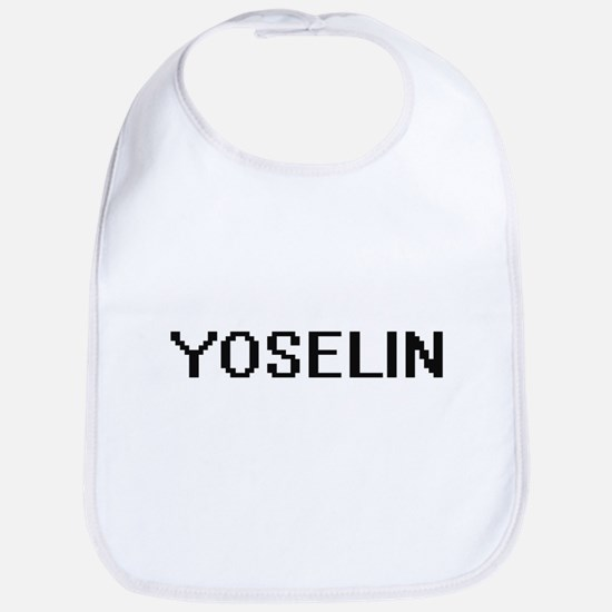 Yoselin Digital Name Bib