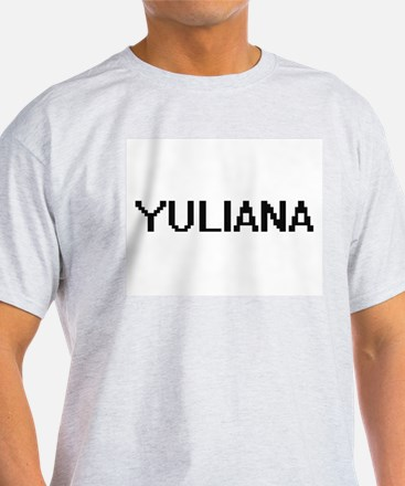 Yuliana Digital Name T-Shirt