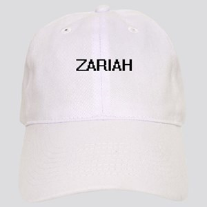 Zariah Digital Name Cap