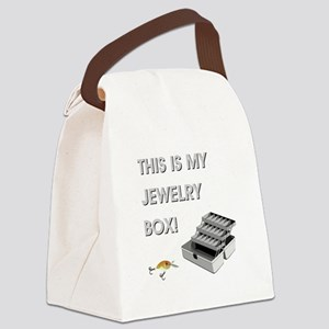 THIS IS MY... Canvas Lunch Bag