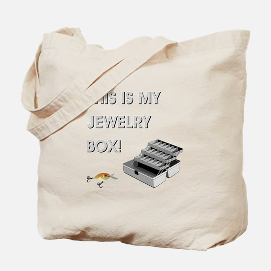 THIS IS MY... Tote Bag