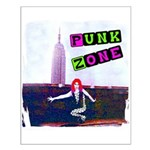 """""""Punk Zone"""" Poster"""
