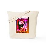 """Magic Tramps"" - Backstage Pass Tote Bag"