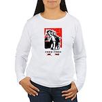 No USA/No USSR Women's Long Sleeve T-Shirt
