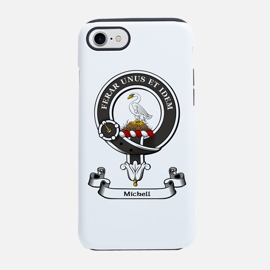 Badge-Michell iPhone 7 Tough Case