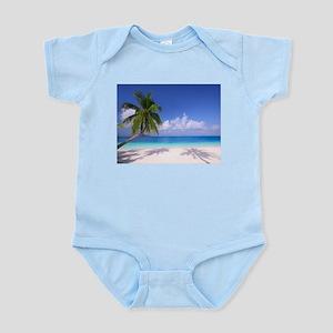 Tropical Beach Body Suit