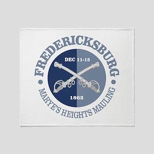 Fredericksburg Throw Blanket
