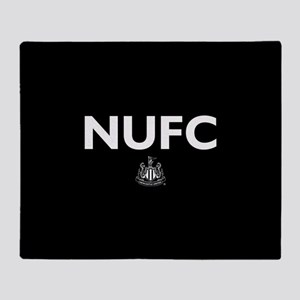 Newcastle United FC- Full Bleed Throw Blanket