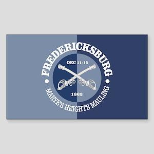 Fredericksburg Sticker