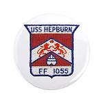 USS HEPBURN Button