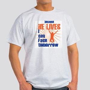 HE LIVES Light T-Shirt