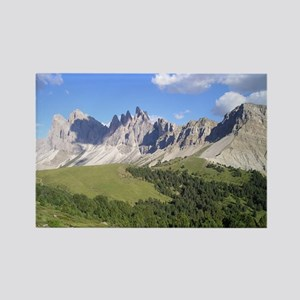 Dolomites Mountains Magnets