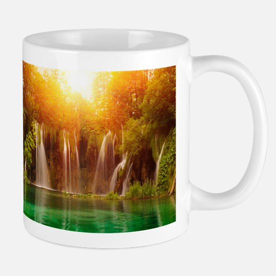 Beautiful Waterfalls Mugs