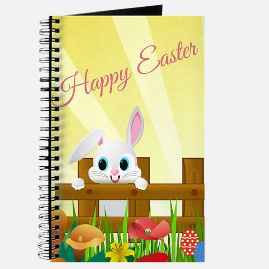 Happy Easter Bunny Journal