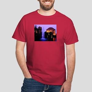 Palace Of Fine Arts Dark T-Shirt