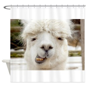 Funny Animals Shower Curtains