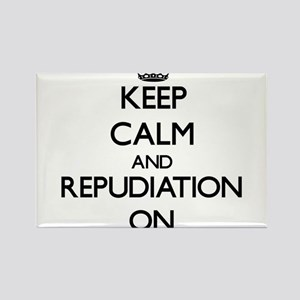 Keep Calm and Repudiation ON Magnets