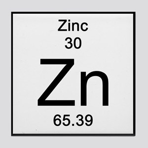 Periodic table zinc coasters cafepress zinc tile coaster urtaz Choice Image