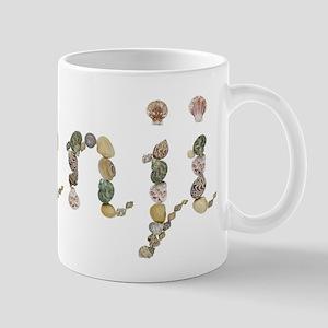 Benji Seashells Mugs