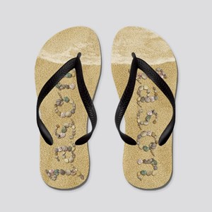 Jason Seashells Flip Flops