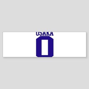 Osaka O Bumper Sticker