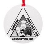 ARCA Round Ornament