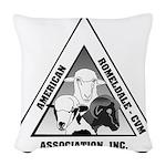 ARCA Woven Throw Pillow