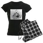 ARCA Women's Dark Pajamas