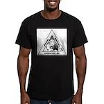 ARCA Men's Fitted T-Shirt (dark)