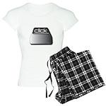 Click Computer Geek Women's Light Pajamas