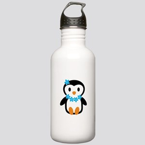 Luau penguin Stainless Water Bottle 1.0L