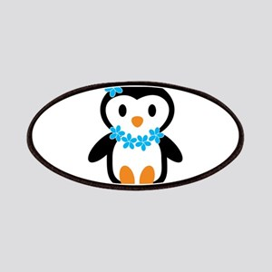 Luau penguin Patch