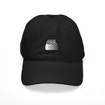 Click Computer Geek Black Cap