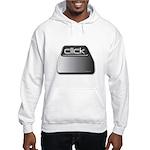 Click Computer Geek Hooded Sweatshirt
