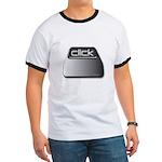 Click Computer Geek Ringer T
