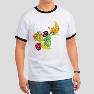 Healthy Happy Fruit Ringer T
