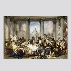 roman decadence Postcards (Package of 8)