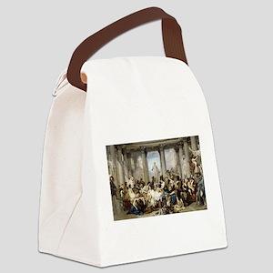 roman decadence Canvas Lunch Bag