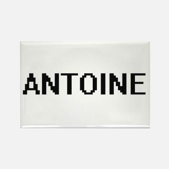 Antoine Digital Name Design Magnets