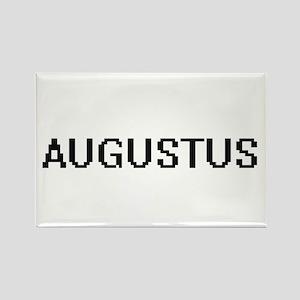 Augustus Digital Name Design Magnets