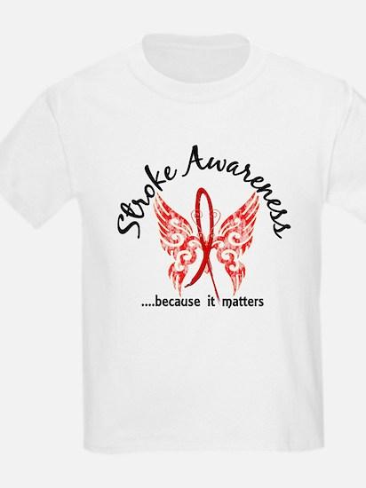 Stroke Butterfly 6.1 T-Shirt