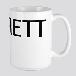 Barrett Digital Name Design Mugs