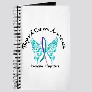 Thyroid Cancer Butterfly 6.1 Journal